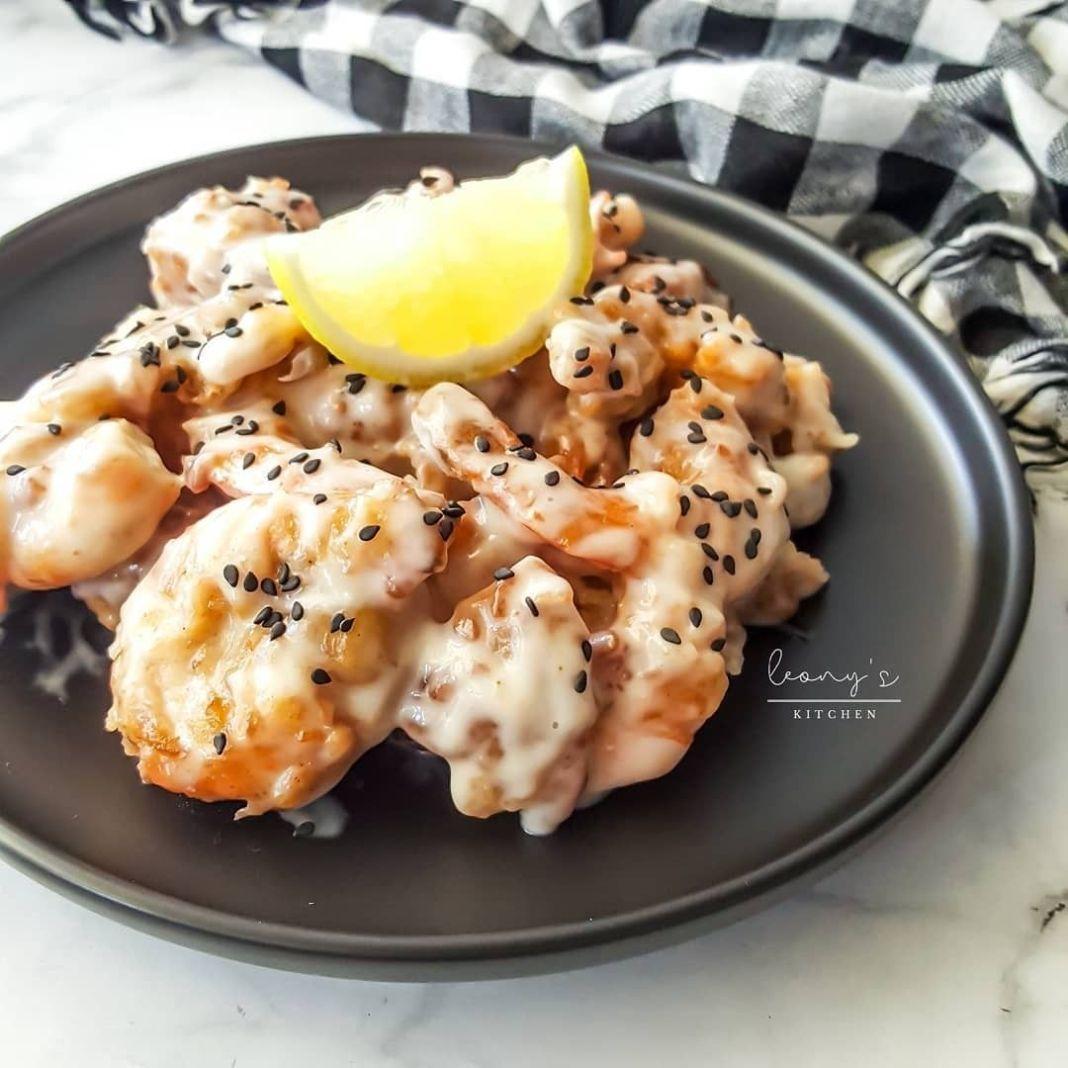 Info kuliner, Udang mayonnaise Udah makan siang belum? kalo belum menu satu ini cocok banget untuk lauk makan …