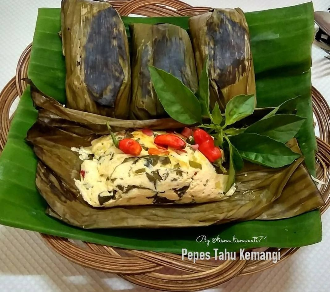 Info kuliner, PEPES TAHU KEMANGI Mari masak yang dikukus-kukus yuuk  cr: @lisna_lisnawati71  . Bahan : ——…