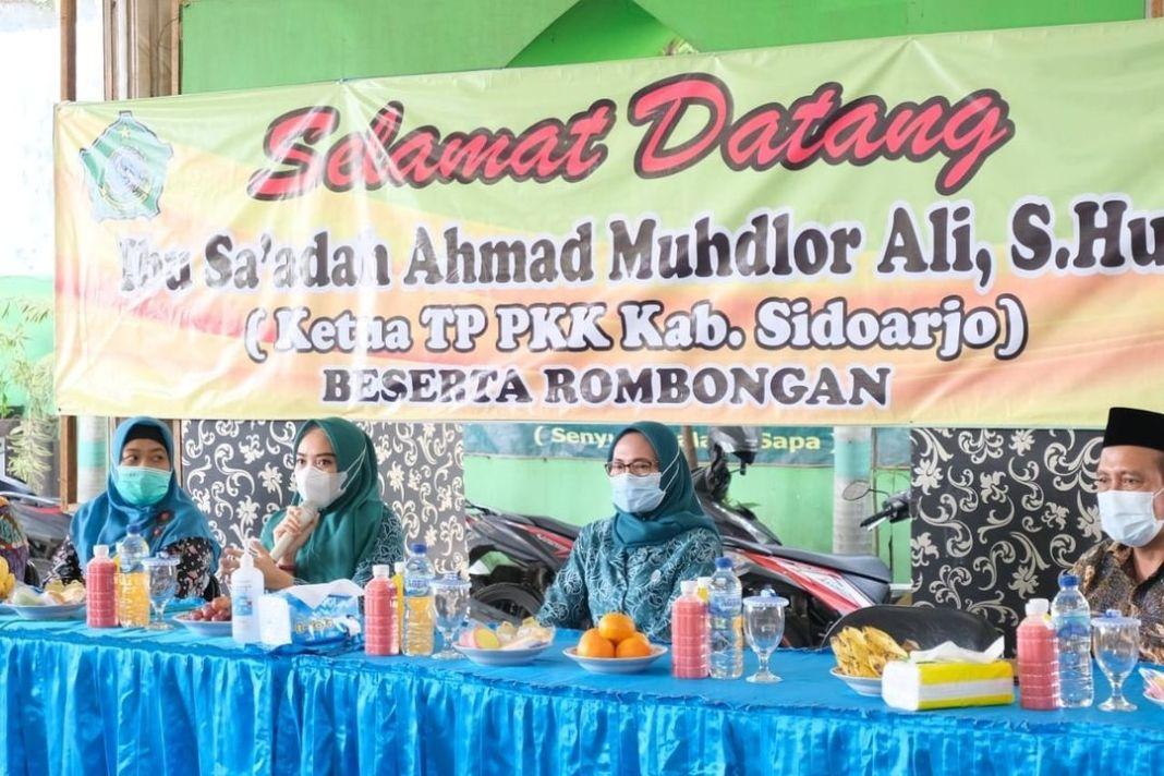 Sambibulu Masuk 10 Besar Lomba Desa Se-Jatim : Sa'adah Muhdlor Ali Optimis Juara  SIDOARJO: Opt…