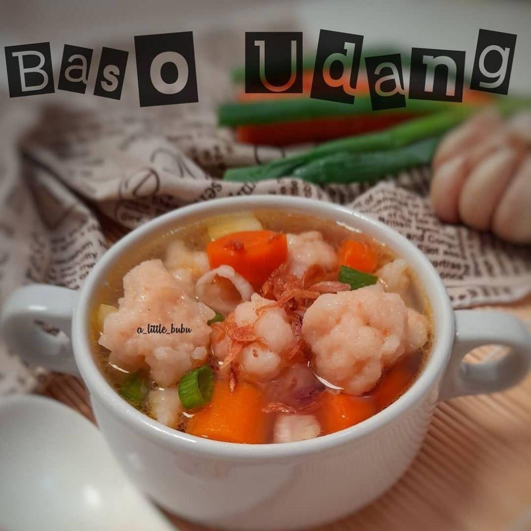 Info kuliner, SUP BOLA UDANG   .by@a_little_bubu . . . BAHAN BOLA 500 grUdang segar,haluskan 200 grTepung …