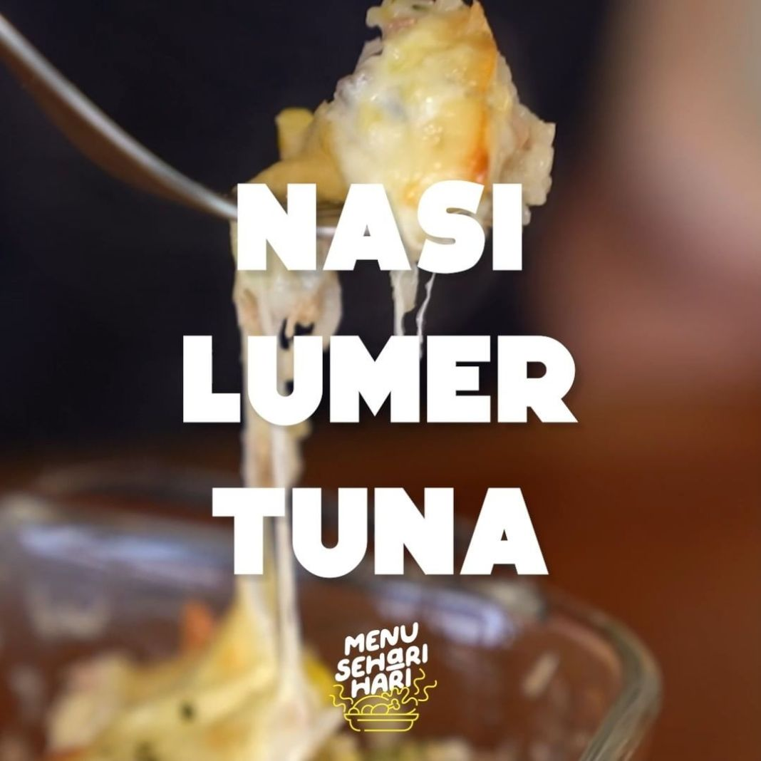 Info kuliner, Nasi Lumer Tuna yang gurih, keju nya yang lumeeeer serta sedeeep banget ini bikin gak berenti mak…
