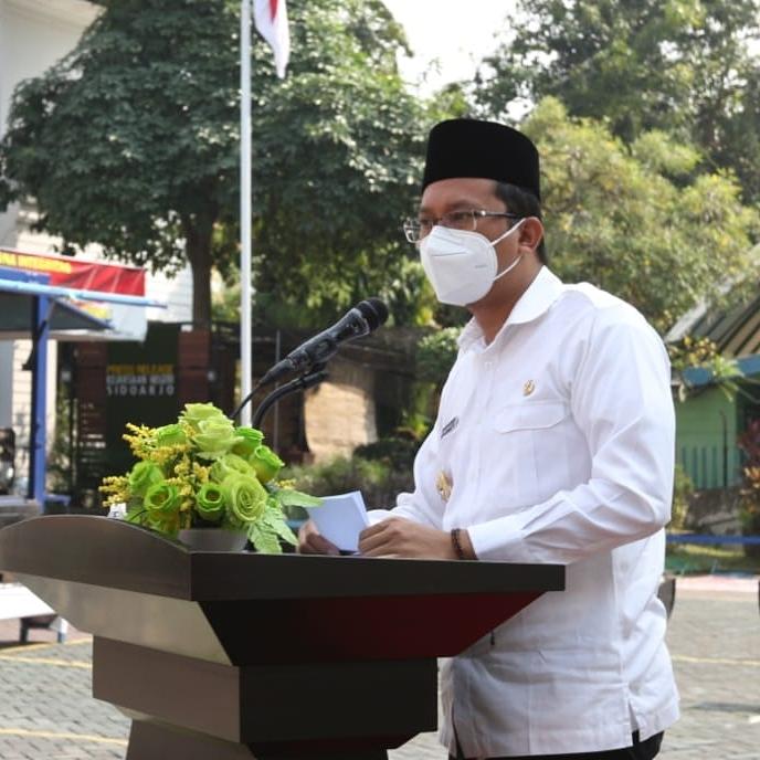 Pembangunan Frontage Road Waru-Buduran Segera Dilanjutkan  KOMINFO,Sidoarjo- Pemkab Sidoarjo ak…