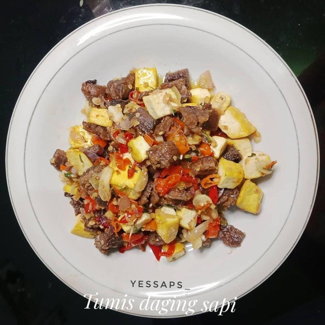Info kuliner, Mau share resep salah satu masakan serta makanan yang kesukaan banget pake nasi anget maa syaa Al…