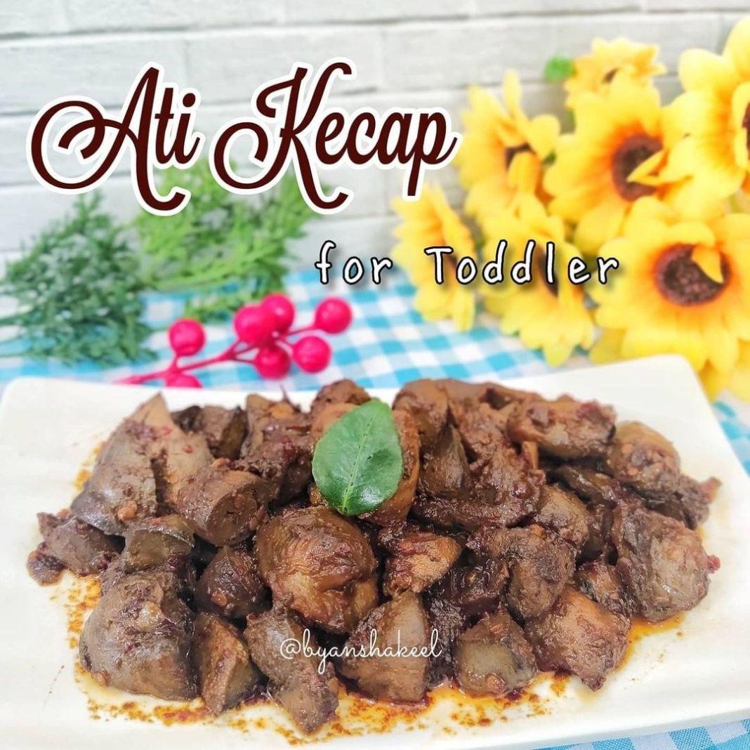 Info kuliner, Ati kecap . Bahan : – 5 Buah Hati Ayam + Ampela . Bumbu Halus : – 4 buah cabe merah – 3 siung b…