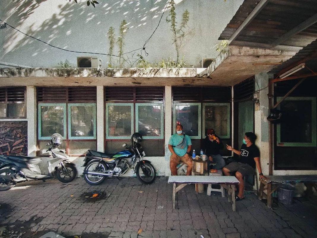 photo today taken at Balai Wartawan Loc AYani no18A