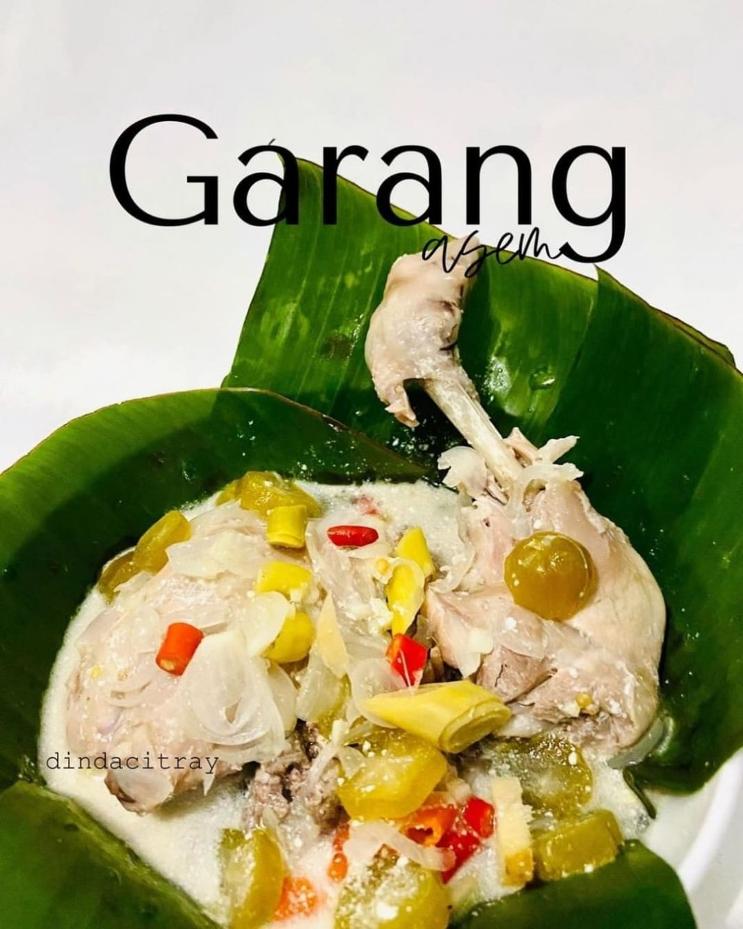 Info kuliner, we hope everyone is a having a great holiday weekend. Kali ini Garang asem yang udah cemplungin…