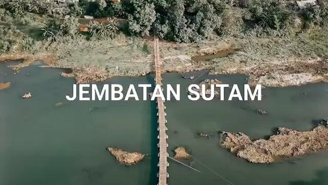 Wes tau liwat jembatan iki ??  Jembatan Sugotambak (Sutam) yang berada di Desa Tambakrejo, Keca…