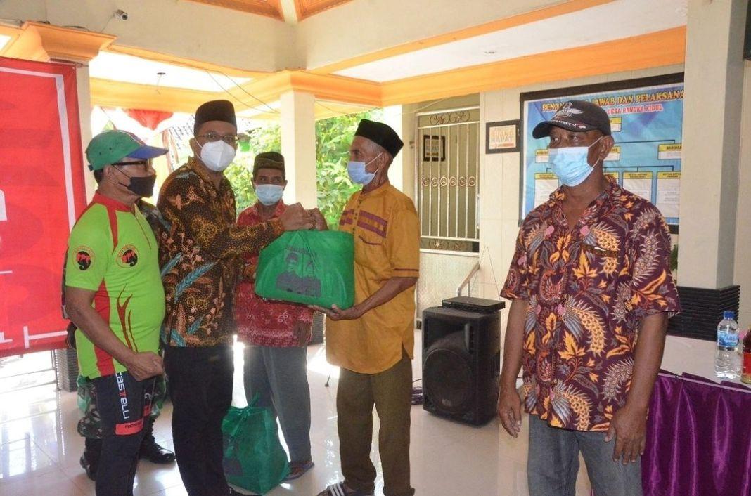 Desa Rangkah Kidul Mendapat Giliran Bantuan Sembako  KOMINFO, Sidoarjo – Pandemi covid 19 hingg…