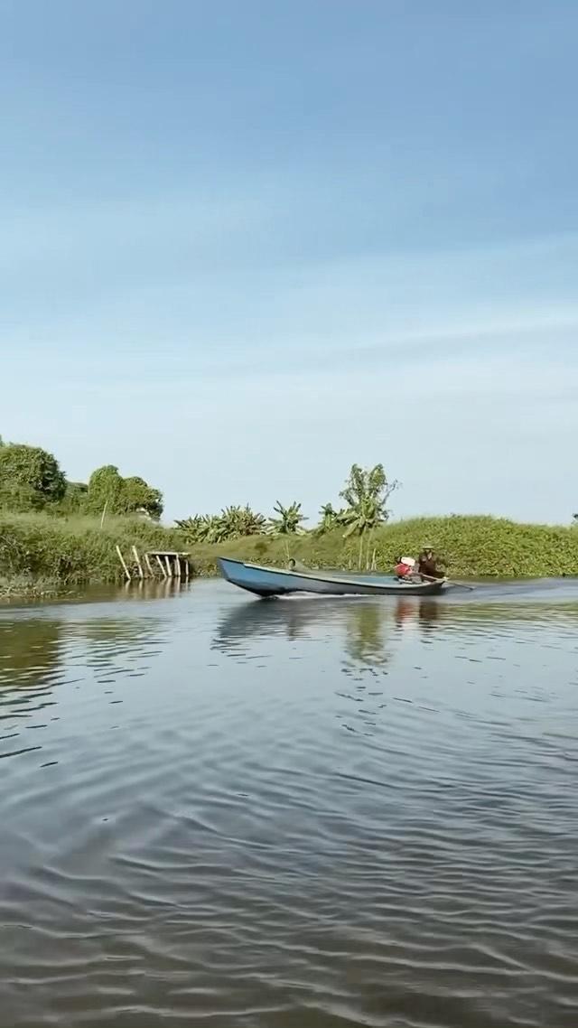 Desa Sawohan, Buduran – Sidoarjo. Lah sopo seng tau rene rek? Iki isok di dadekno salah siji de…