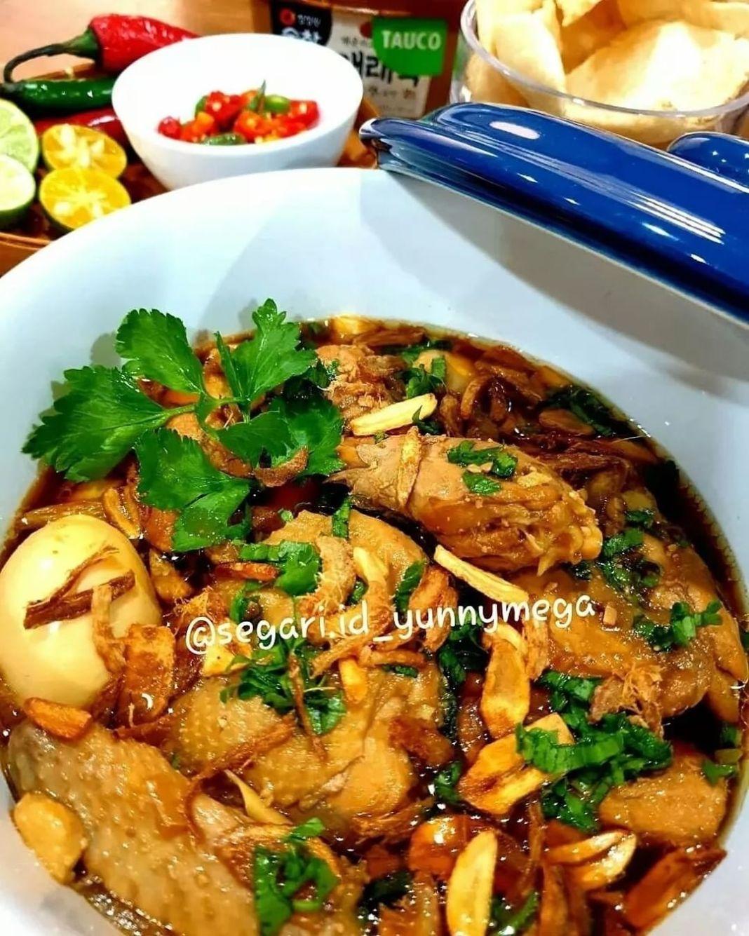 Info kuliner, Mau masak swikee tauco tapi ada nya ayam   Ayam masak tauco  Cook by @segari.id_yunnymega   Bah…