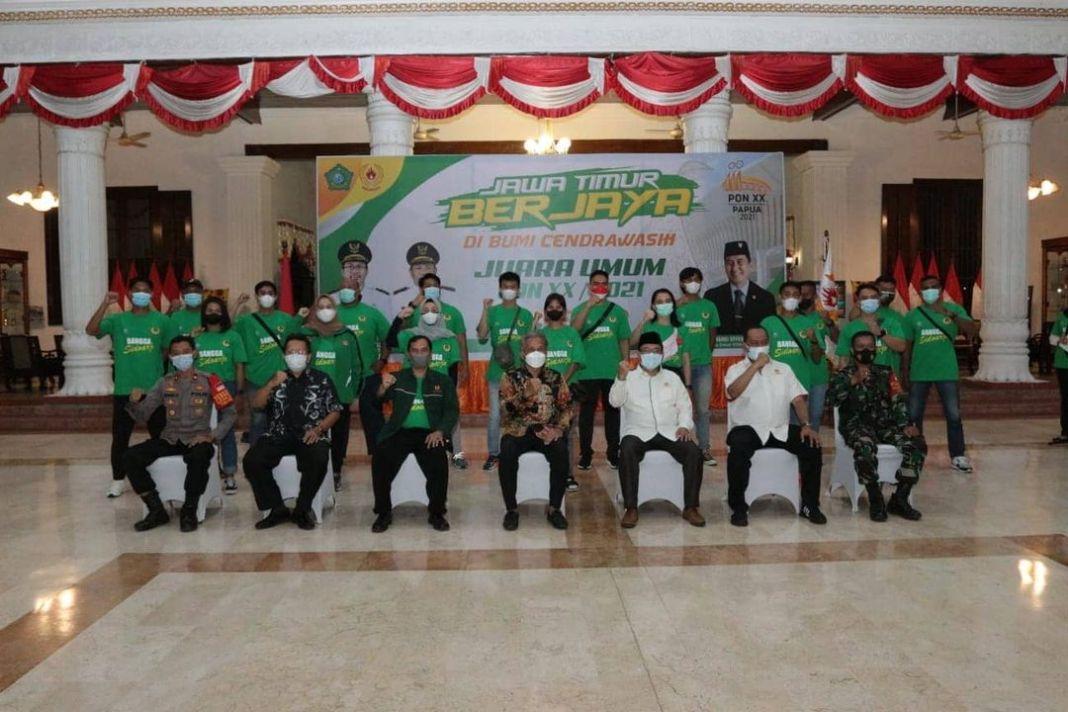 105 atlet beserta official dari Kabupaten Sidoarjo akan mewakili Jawa Timur berlaga pada PON XX…