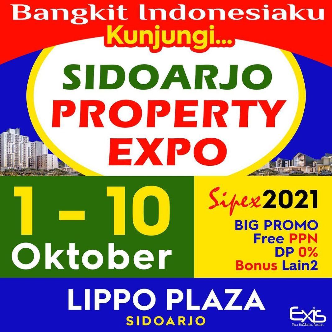 SILAHKAN DATANG..! Nikmati Pesta Promo Properti tgl. 1 – 10 Oktober 2021 di Lippo Plaza Sidoarj…
