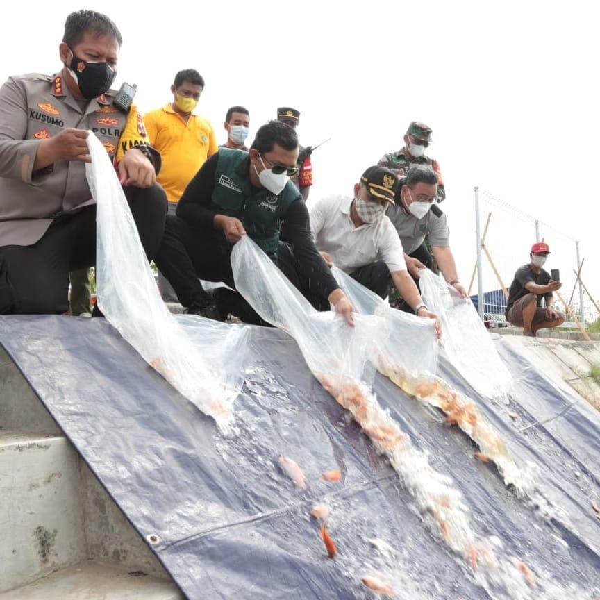 Bupati Sidoarjo H. Ahmad Muhdlor Ali S.IP mengakui potensi kepariwisataan di Kabupaten Sidoarjo…