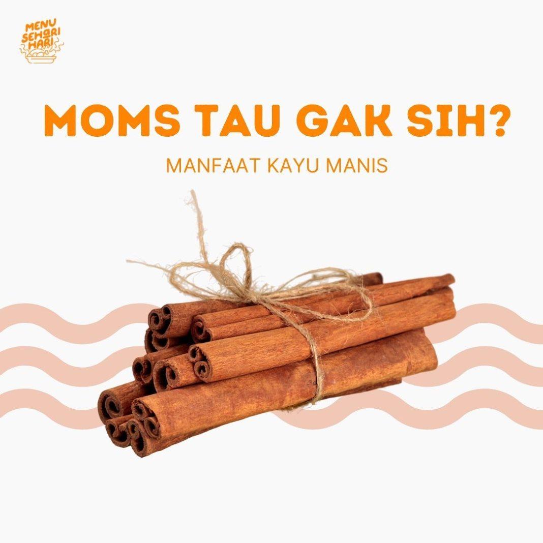Info kuliner, Siapa mommies disini yang suka banget sama aroma kayu manis?? ternyata banyak manfaatnya juga l…
