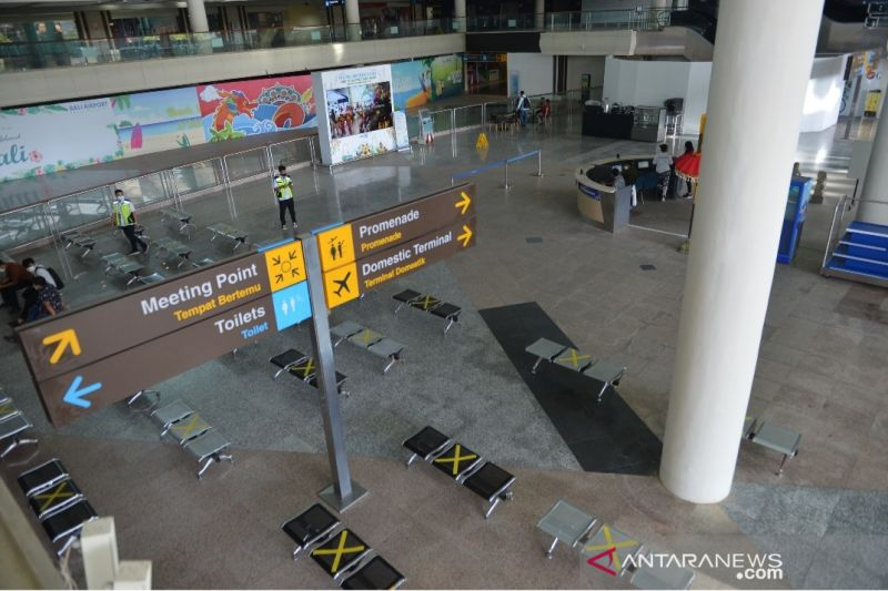 Bandara Ngurah Rai Bali Kembali Dibuka untuk Penerbangan Internasional