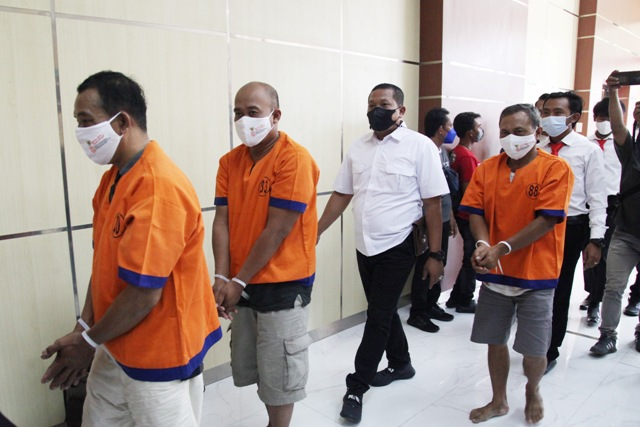 Uang Palsu Biasa Diedarkan Jaringan Arso Malam Hari di Jawa Timur