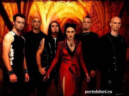 Группа-Within-Temptation-1