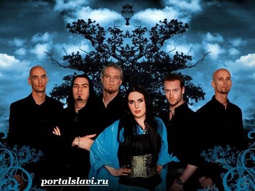 Группа-Within-Temptation-2