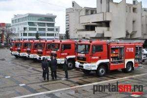 autospeciale ISU 1 300x201 ISU Satu Mare a mai primit o autospecială nouă