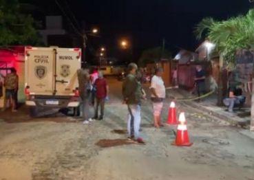Homem é morto a tiros enquanto bebia em João Pessoa