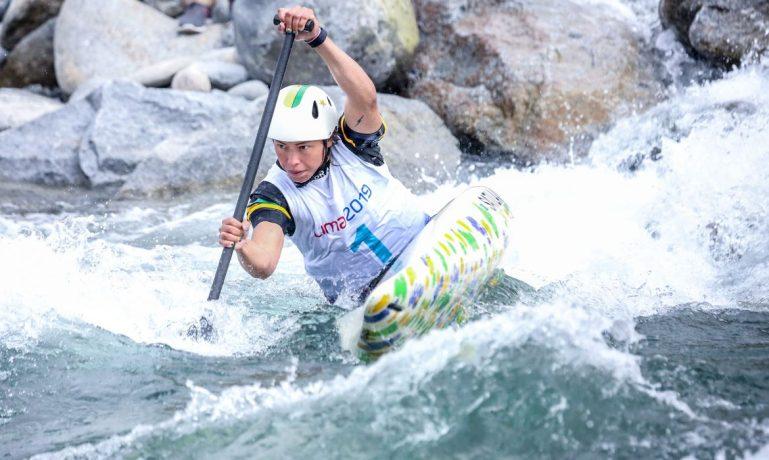 Com olímpicos, Brasil participa de torneio de canoagem na Europa