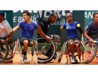 Paralimpíada: cinco tenistas vão em busca de medalha inédita em Tóquio