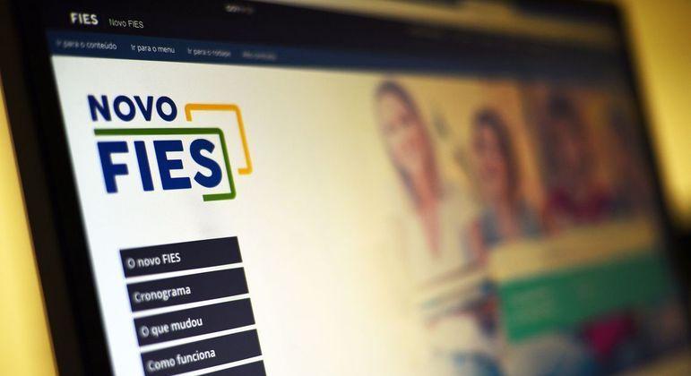 Fies: MEC divulga critérios para oferta de vagas para o 2º semestre