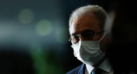 Queiroga: 'Eu sou ministro da Saúde, não censor do presidente'