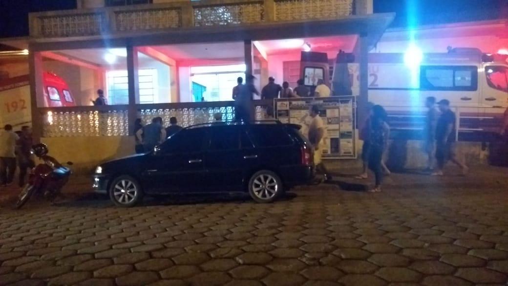 Motorista embriagado causa acidente com morte em Joaquim Távora