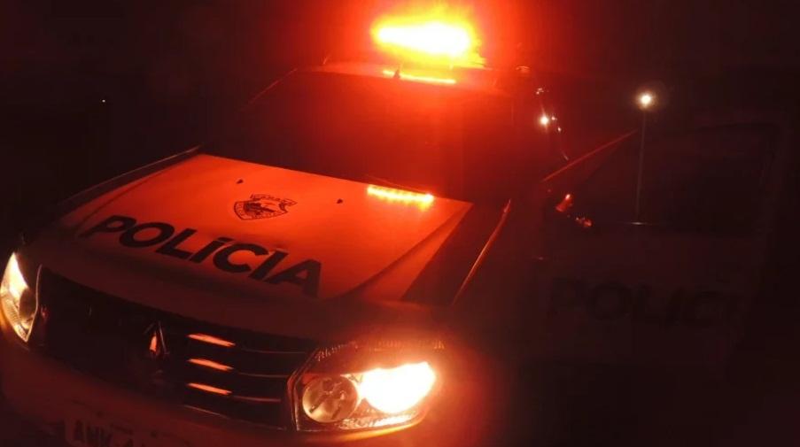 Assaltantes aterrorizam família na zona rural de Santo Antônio