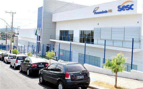 """Inscrições abertas abertas para o Ensino Médio do Sesc Jacarezinho """" Confiram""""'"""