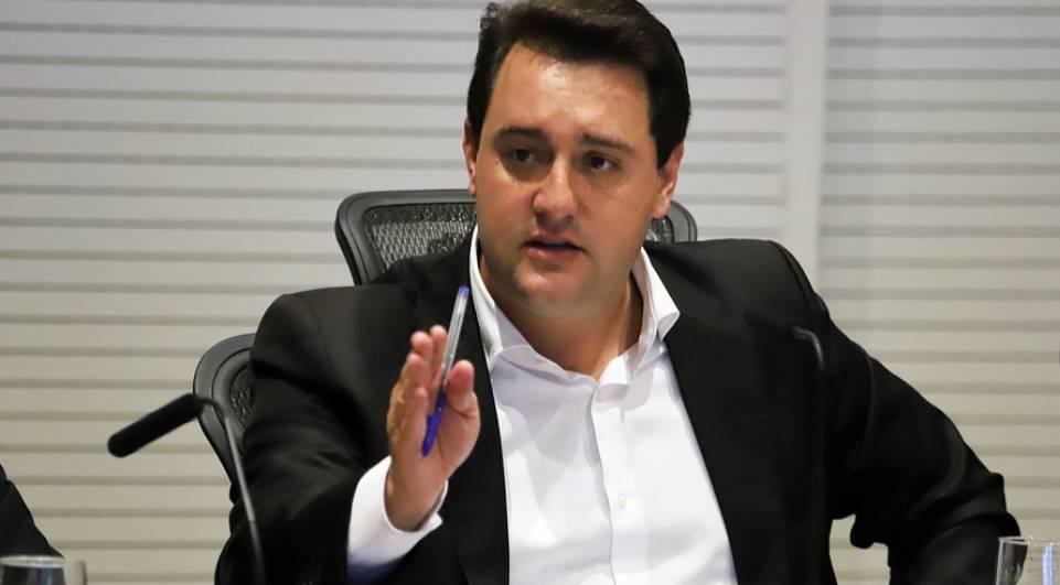 Equipe de Segurança Pública é nomeada por Ratinho Junior