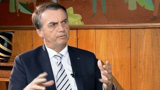 Bolsonaro diz que relação da Rússia com Venezuela preocupa e não descarta base dos EUA no país