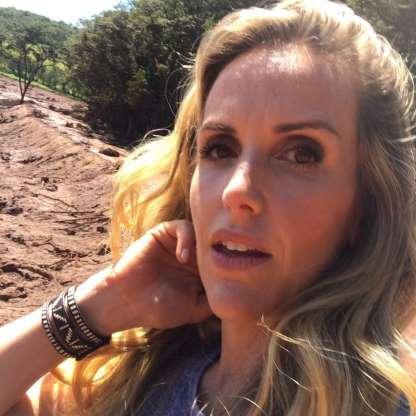 Após uma semana de trabalho em Brumadinho, Mariana Ferrão faz forte desabafo