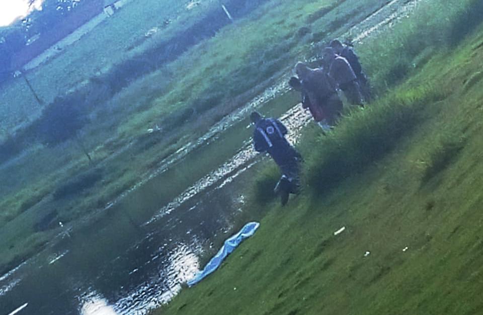 Parentes encontram corpo de homem que saiu para pescar
