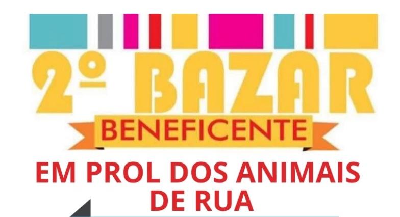 Jacarezinho recebe 2º Bazar Beneficente em prol de animais de rua