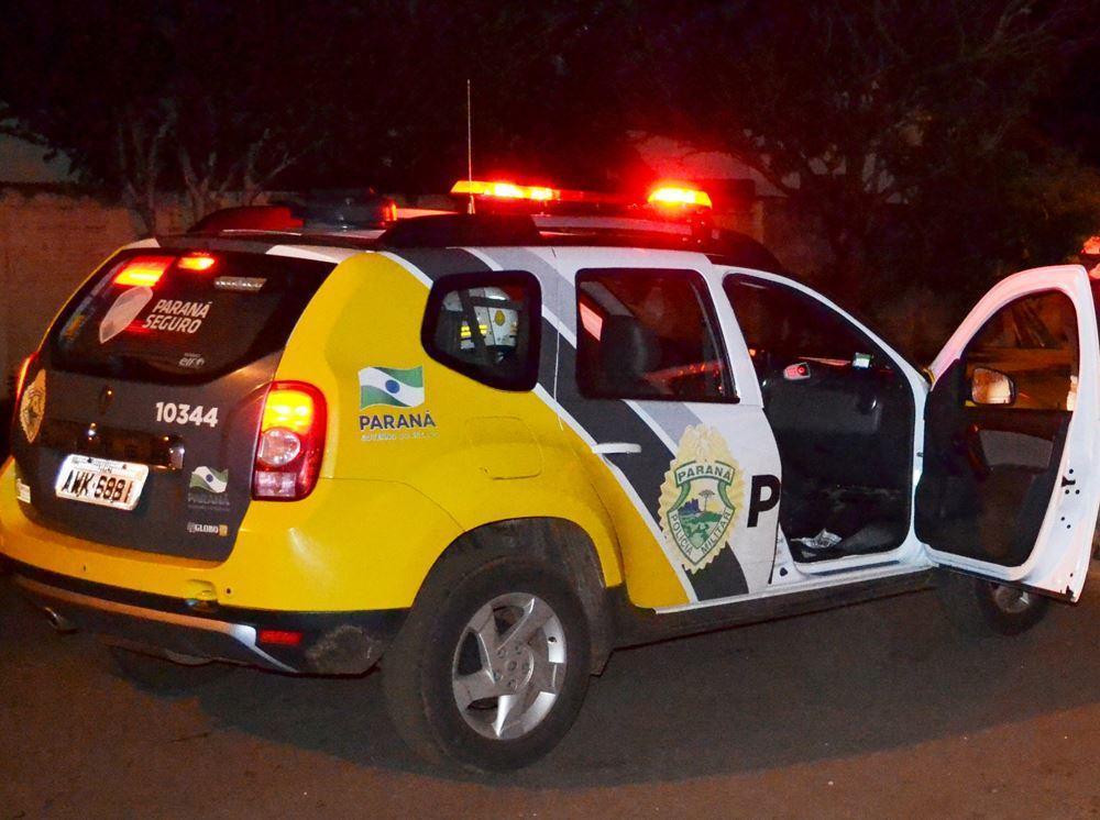Comerciante é roubado na madrugada em Jacarezinho