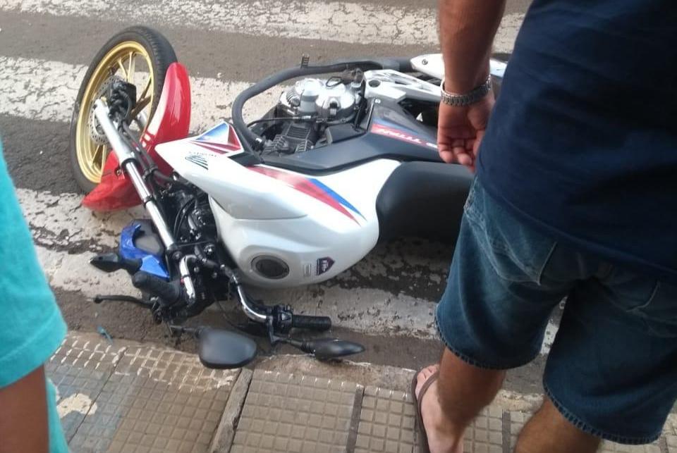 Acidente mata motociclista de 19 anos em Siqueira Campos