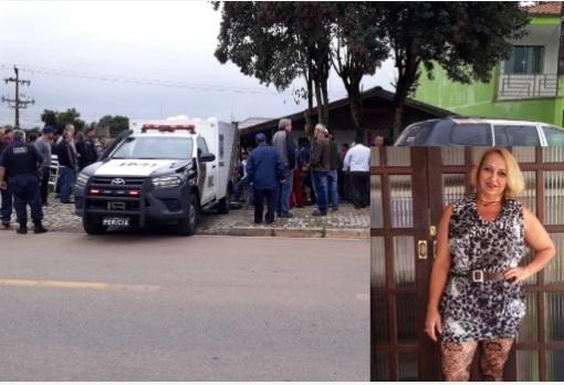 Paraná:  Ex invade casa e mata mulher no dia em que ela pediria medida protetiva