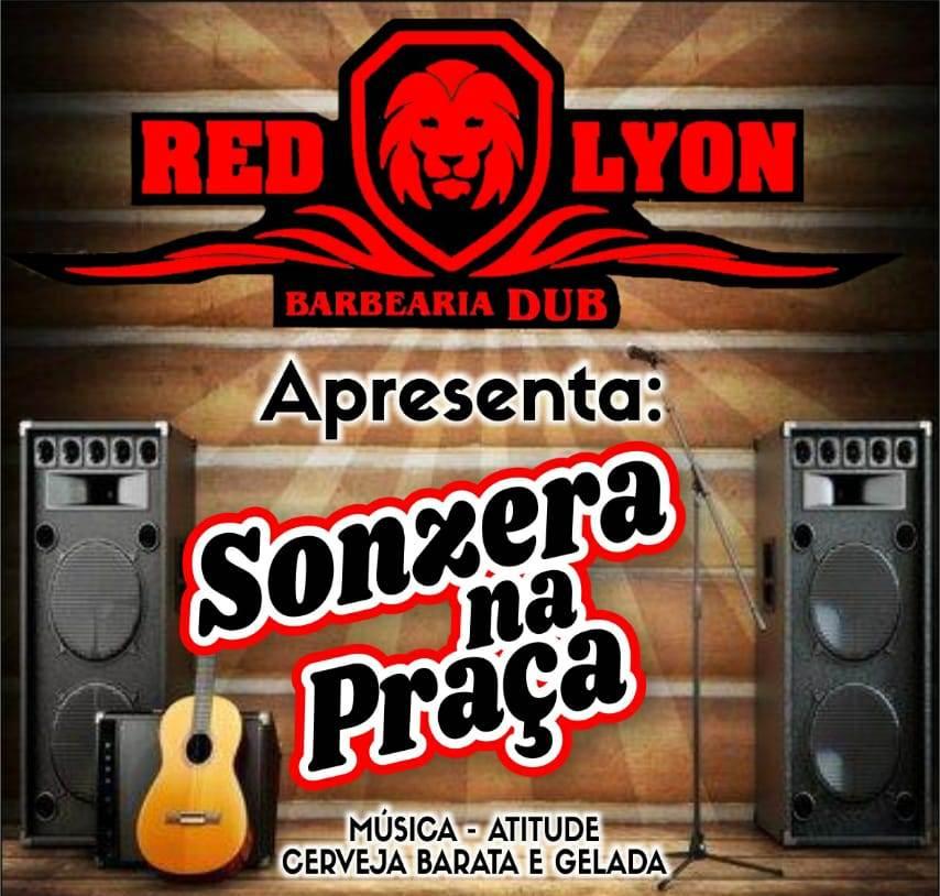 Jacarezinho e Região: Red Lyon Barbearia Dub Apresenta Sonzera na Praça