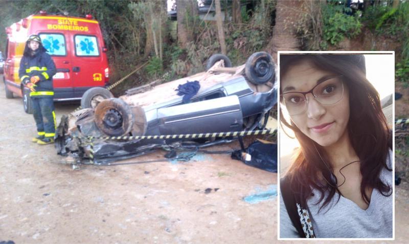 Paraná: Passageira de carro morre após capotamento durante 'test drive'