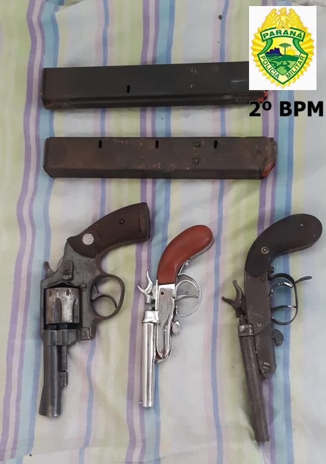 Operação conjunta Polícia Militar e Depen encontra mais armas e drogas na cadeia de Ibaiti