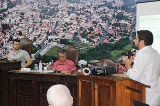 FORREST apresenta trabalhos desenvolvidos em Jacarezinho