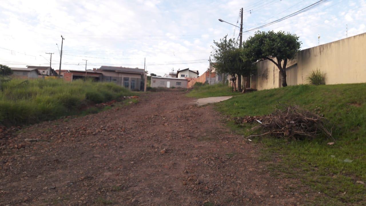 Jacarezinho: Solicitada pavimentação asfáltica no Jardim Europa