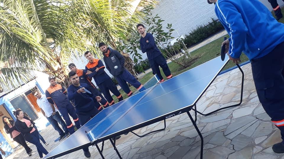 Nick Network realiza Primeiro Campeonato de Tênis de Mesa
