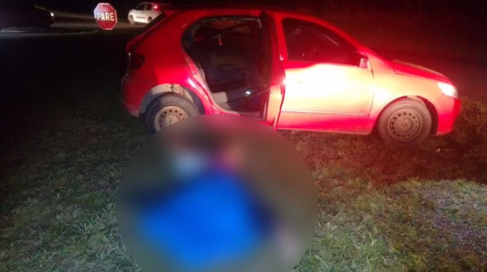 Passageira de Gol morre em acidente com carreta na PR-092