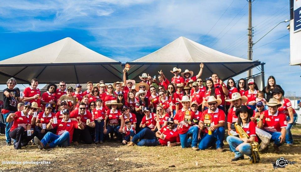 """Jacarezinho e Região: Comitiva os BRAHMITAS é a campeã da cavalgada texana 2019""""Confiram as fotos parte 1"""""""