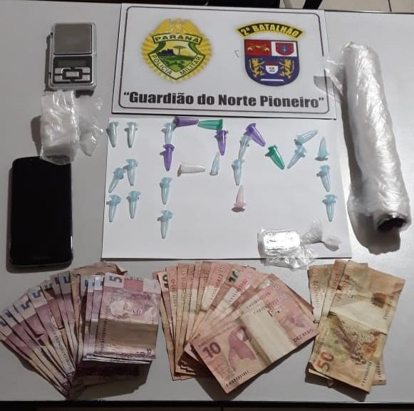 Polícia Militar fecha o cerco contra o tráfico de drogas em Jacarezinho