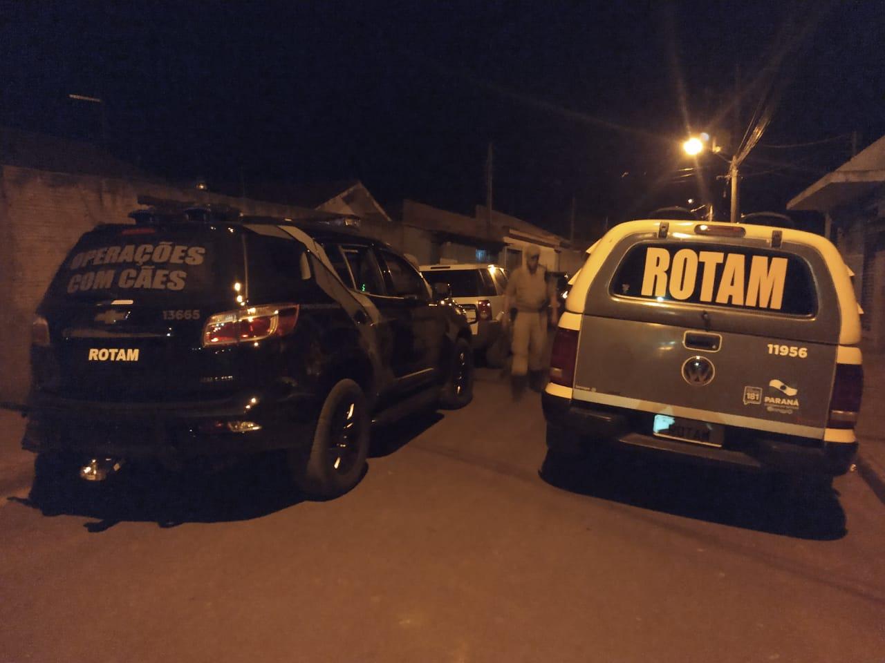 Polícia Militar faz Operação em bares e prende traficante em Jacarezinho