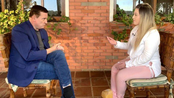 Allana Brittes culpa Daniel em entrevista: 'Ele procurou tudo isso'